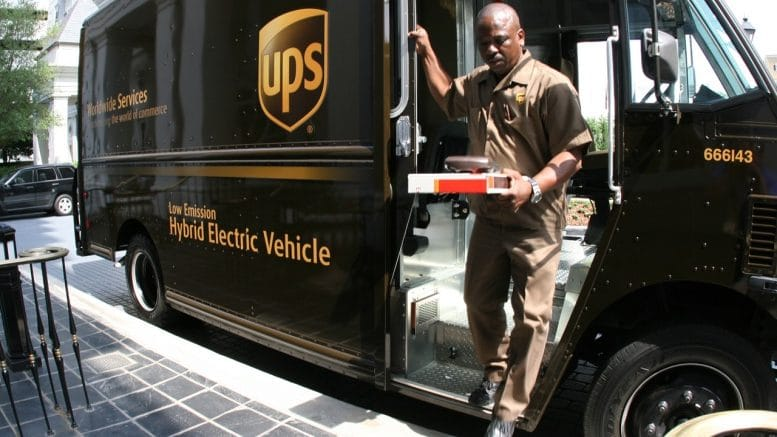 UPS to offer seven day delivery network with the help of