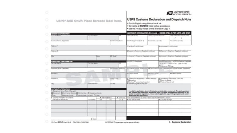 Lucrative image for ps form 2976 printable