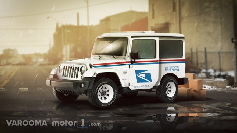 Usps Mail Truck Reimagined In Six Cool Concept Trucks