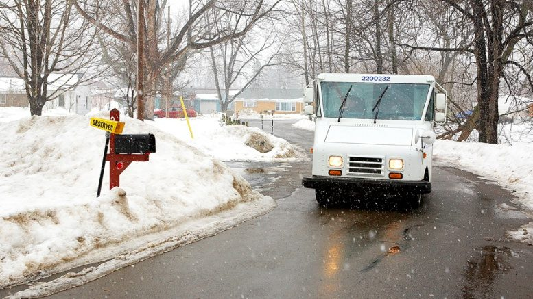 Usps Reminds Employees To Drive Safely Postal Times