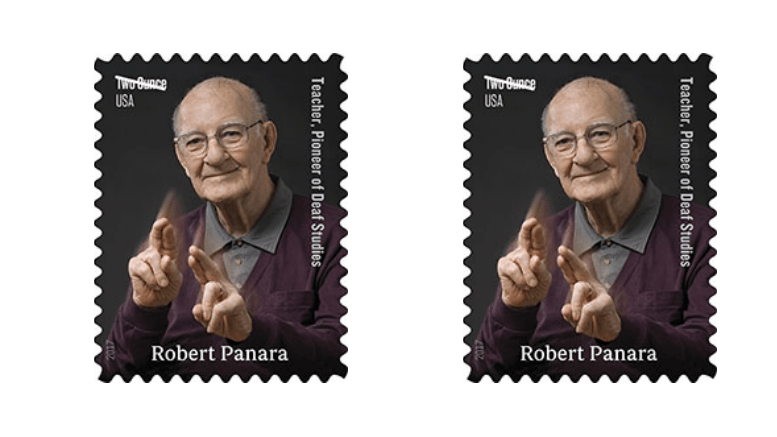Robert Panara Teacher And Pioneer Of Deaf Studies To Be Immortalized On A Stamp