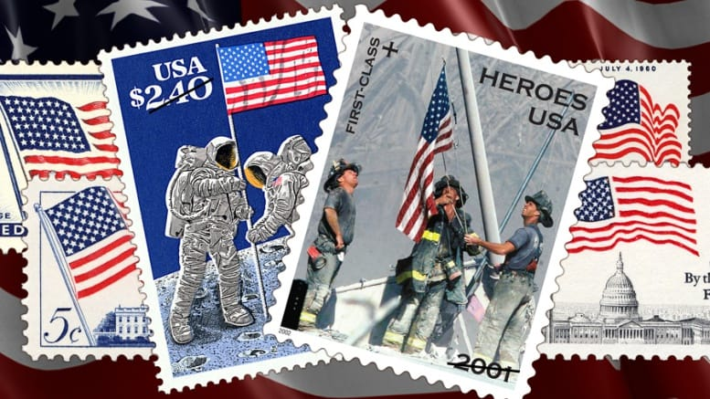 The List 5 Facts About Flag Stamps