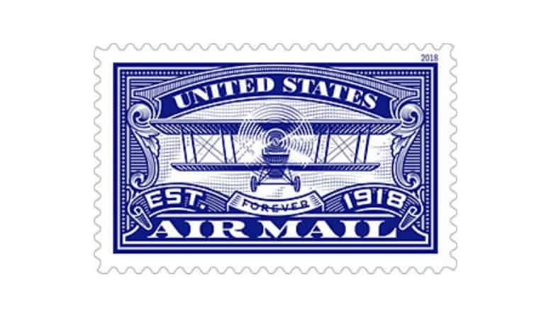 Usps To Celebrate 100th Anniversary Of Us Airmail Service With Two