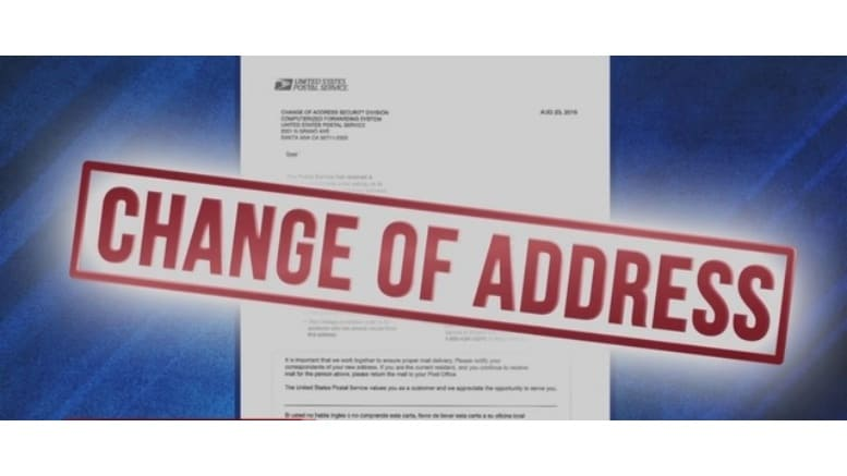 Scammers Posing As Usps Creating Fake Change Of Address Websites Cnbnews