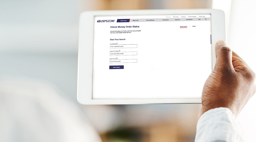 Usps Introduces Online Money Order Status Tool Postal Times