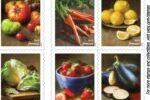 U.S. Postal Service's New Stamps Savor the Flavor of America's Produce