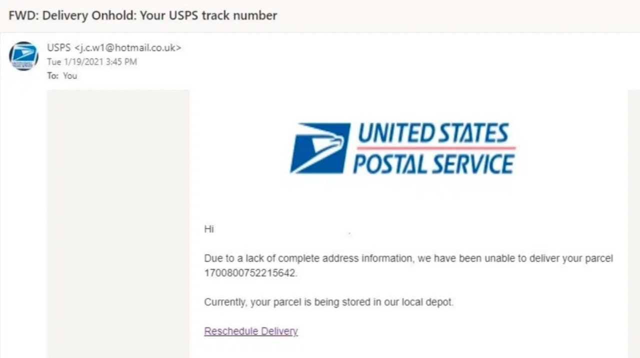 Usps The Arranged Delivery For The Shipment Scam Reviews – All The Details Here!