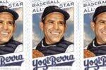 Stamp honors Yogi Berra