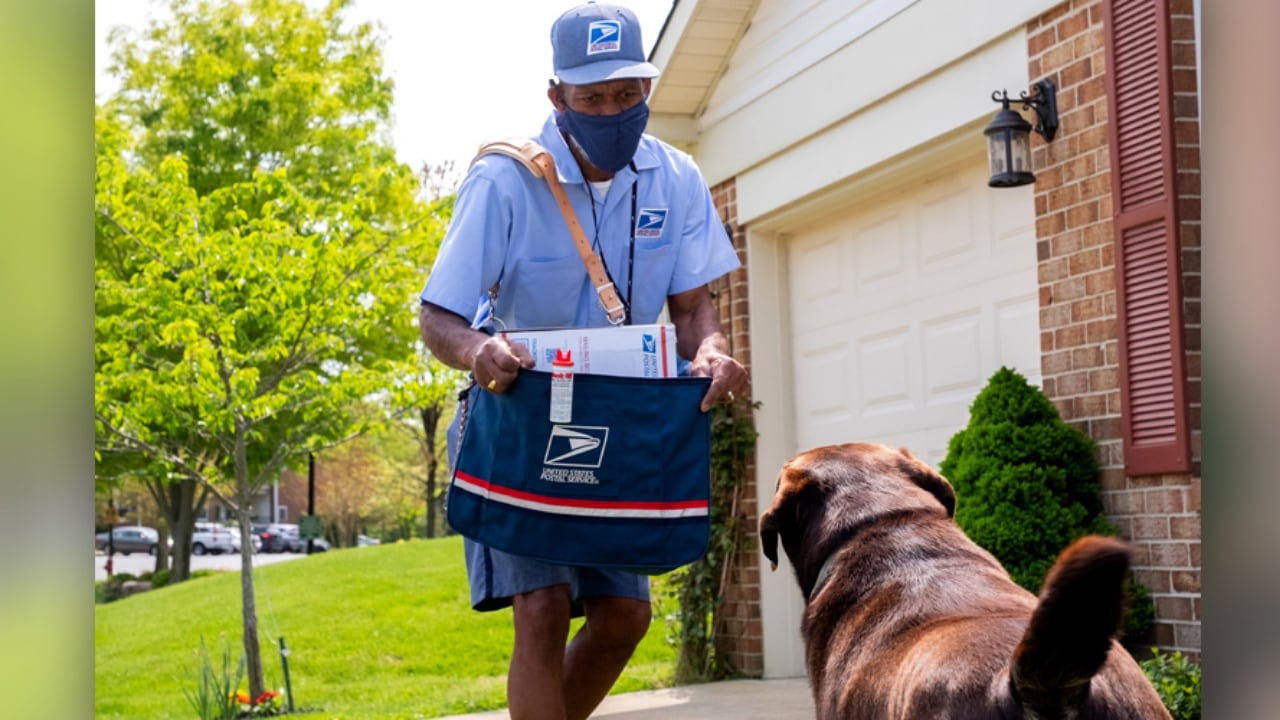 USPS begins annual awareness, safety campaign
